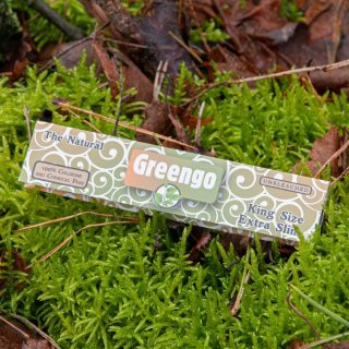 "The Kingsize Extra Slim 💚🌿   Especially for the adventurers with the best rolling skills, who want to burn or tear as little paper as possible! We created Greengo - Extra Slim for the ""masters of rolling papers"".  Can you roll like a master? 🤔  🍃💚  #greengo #stoner #stoned #420 #weed #cannabiscommunity #marijuana #thc #highlife #maryjane #stoned #cannabisculture #kush #canna #hierba #erba #gras #grass #canabis"