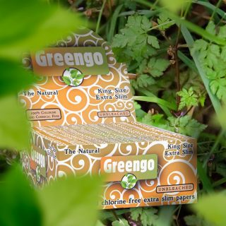 Look who's hiding over there. It's our newest edition to the Greengo family. Have you tried the Greengo Extra Slim Rolling Papers yet?  🍃💚  #greengo #stoner #stoned #420 #weed #rollingpaper #instaweed #nature #stonergear #ecofriendly #FSC #pothead #cannabiscommunity #marijuana #thc #highlife #maryjane #stoned #cannabisculture #kush