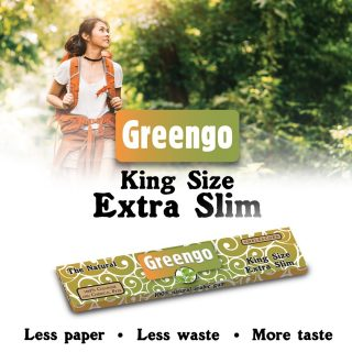 We left the #ganja jungle and ended up with the most sustainable rolling paper to date. With less paper and less waste, you have more taste. The most natural paper: suitable only for the creative, the adventurous, the brave and the bold. ➡️➡️ https://greengoproducts.com/product/king-size-extra-slim-rolling-papers/  🍃💚  #stoner #stoned #420 #weed #rollingpaper #instaweed #nature #stonergear #ecofriendly #FSC #pothead #cannabiscommunity #marijuana #thc #highlife #maryjane #stoned #cannabisculture #kush